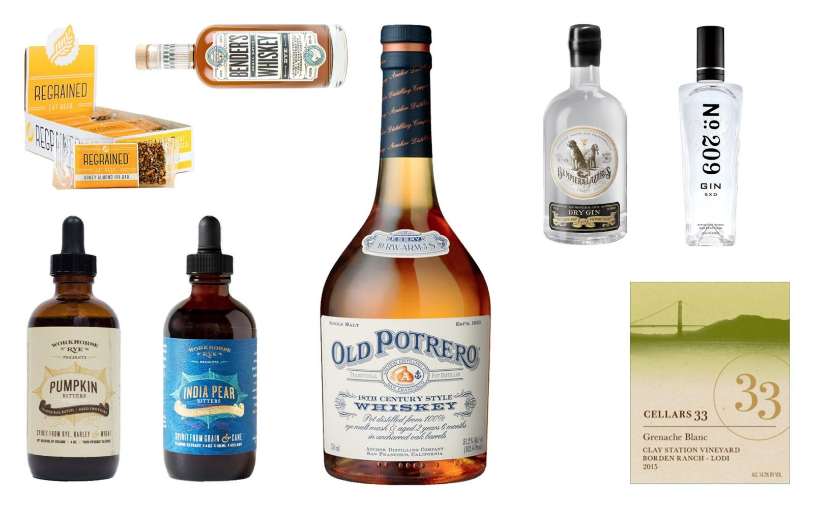19 Boozy Gifts From San Francisco for